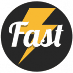 Fast 'as lightning' treatment icon