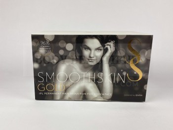 Front of the Smoothskin Gold box