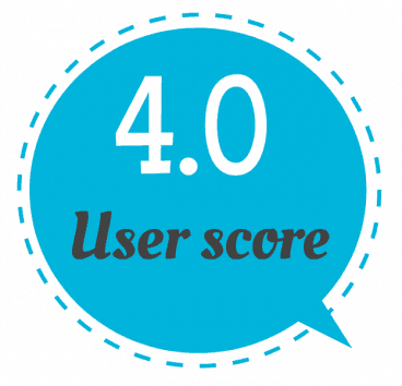 The collated user feedback score for the Flash&go Express is 4.0 out of 5