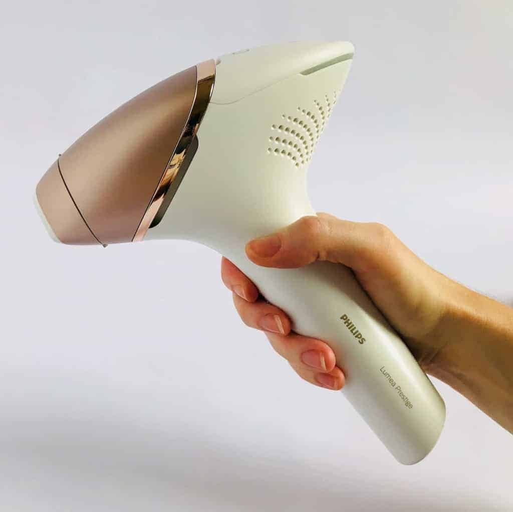 Philips Lumea Prestige review - the boss of home IPL