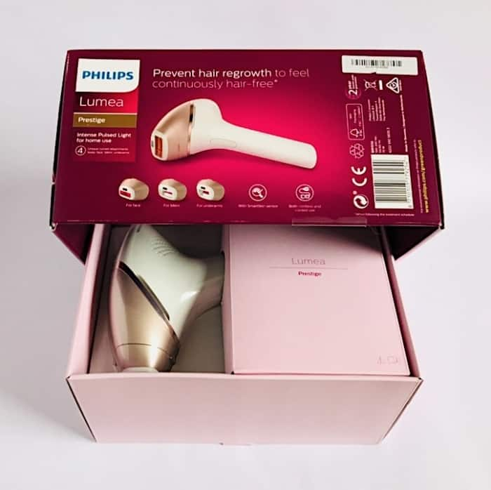 Tried Tested Philips Lumea Prestige Review Summary Video