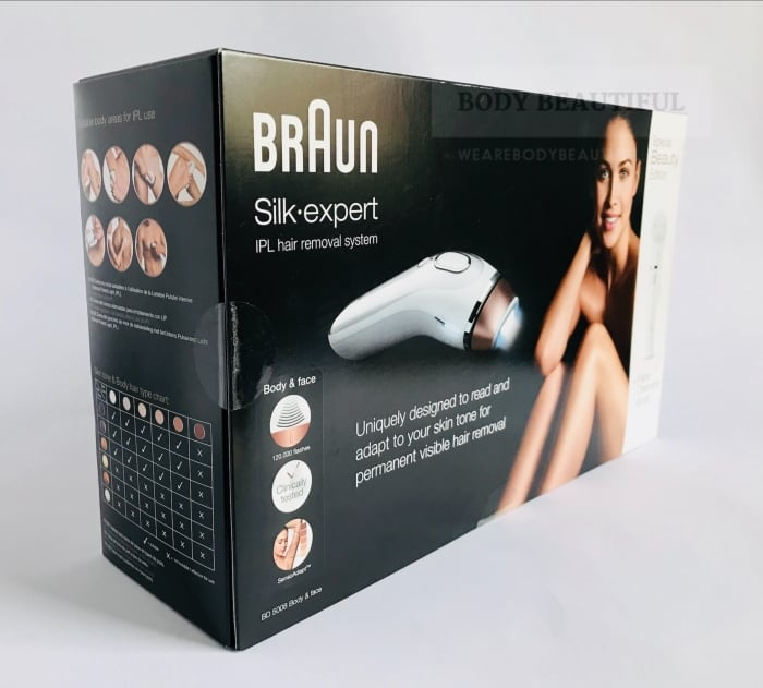 Gillette Venus Braun Silk Expert Ipl Review Fast Safe Simple