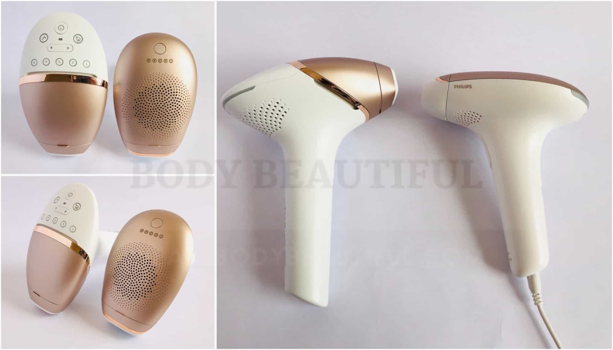 Philips Lumea PRestige vs Advanced: tried and tested comparison review by WeAreBodyBeautiful experts