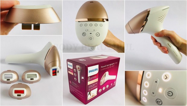 WeAreBodyBeautiful's tried and tested Philips Lumea Prestige home IPL revew