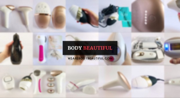 The best home laser & IPL machines recommended by WeAreBodyBeautiful.com