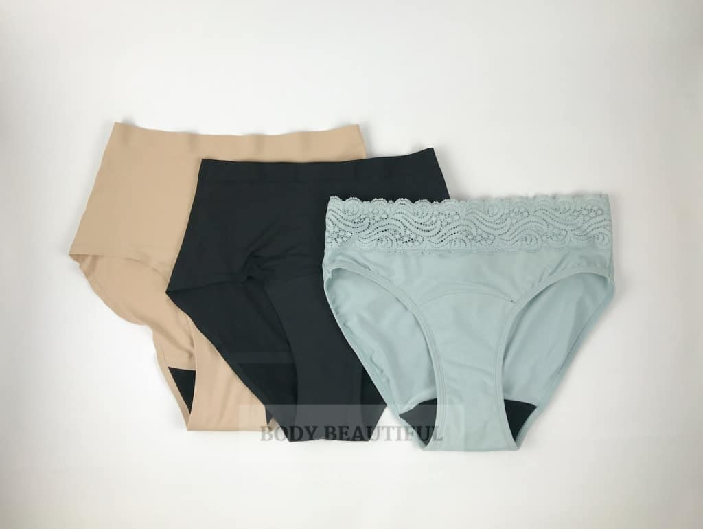 the fewer period pants you need to match your flow the better!