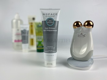 I like the Nuface Hydrating primer gel, it replaces my night cream.