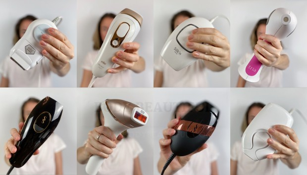 The best home laser & IPL hair removal machines tried & tested by WeAreBodyBeautiful.com