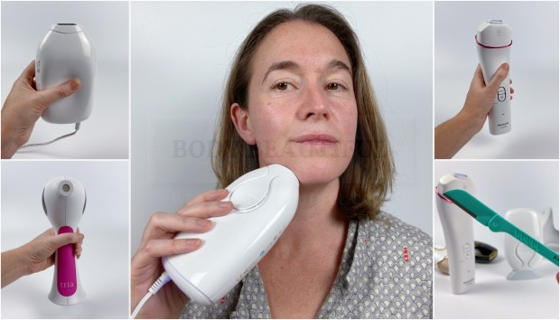 WeAreBodyBeautiful.com's round-up of the best home laser & IPL devices specifically for treating your face