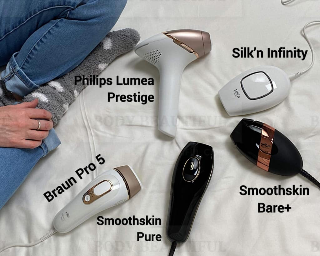 The best allrounder home IPL devices as recommended by WeAreBodyBeautiful