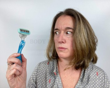 Shave your facw before IPL/laser sessions - er, no thanks