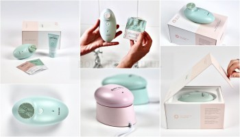 Tripollar Geneo personal device for oxygen boosting facial and daily cleansing, reviewed by WeAreBodyBeautiful