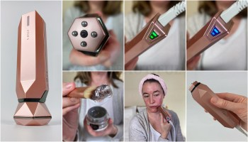 Tripollar V Radio Frequency home skin tightening device tried & tested by WeAreBodyBeautiful.com