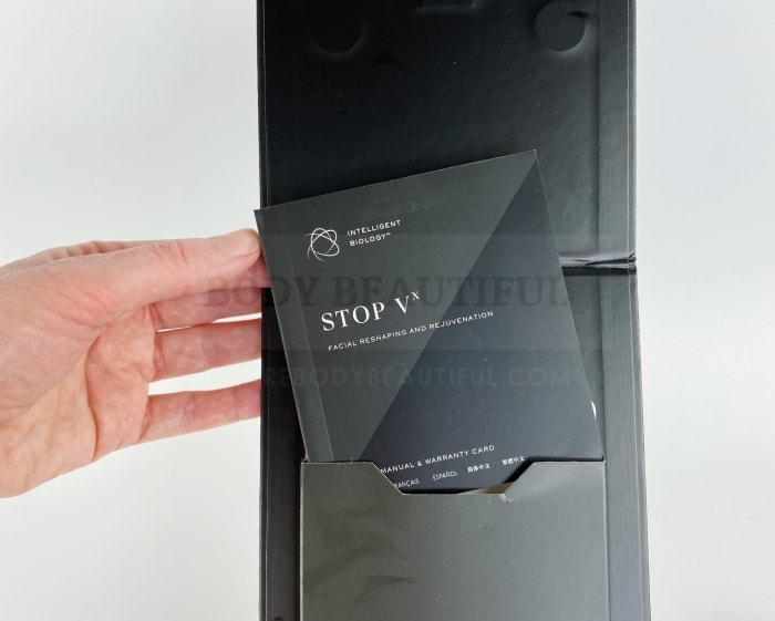 Don't forget to read the Tripollar STOP  user guide!