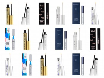 The most popular lash enhancing serums - but which is best?