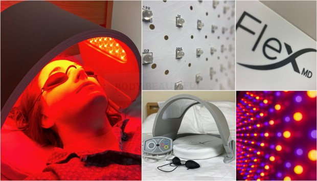 WeAreBodyBeautiful's review of the Dermalux Flex MD medically certified light therapy device for use at home