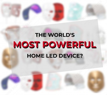 Is the Flex MD the world's most powerful home LED device?