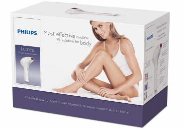 Philips Lumea SC2006/11 front of box shot